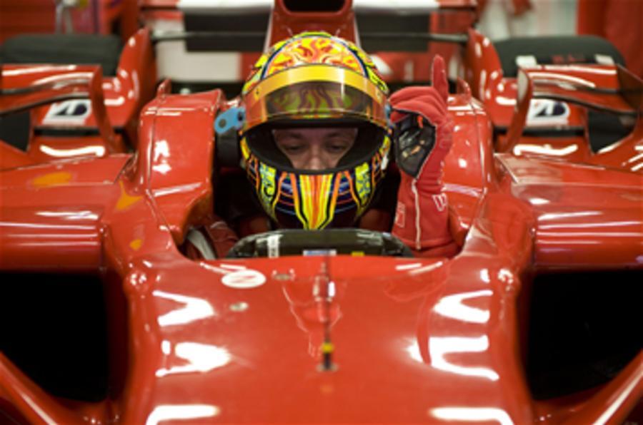 Ferrari: 'Door open for Rossi'