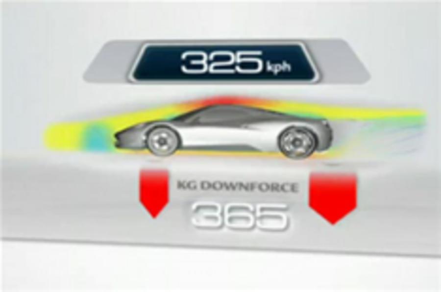 Ferrari 458: more details