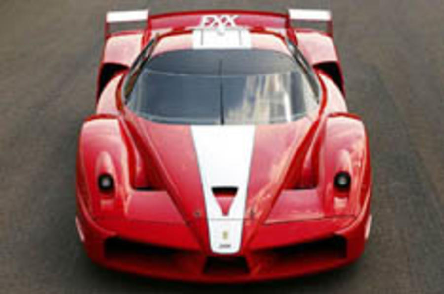 Be a Ferrari test driver - for £1million