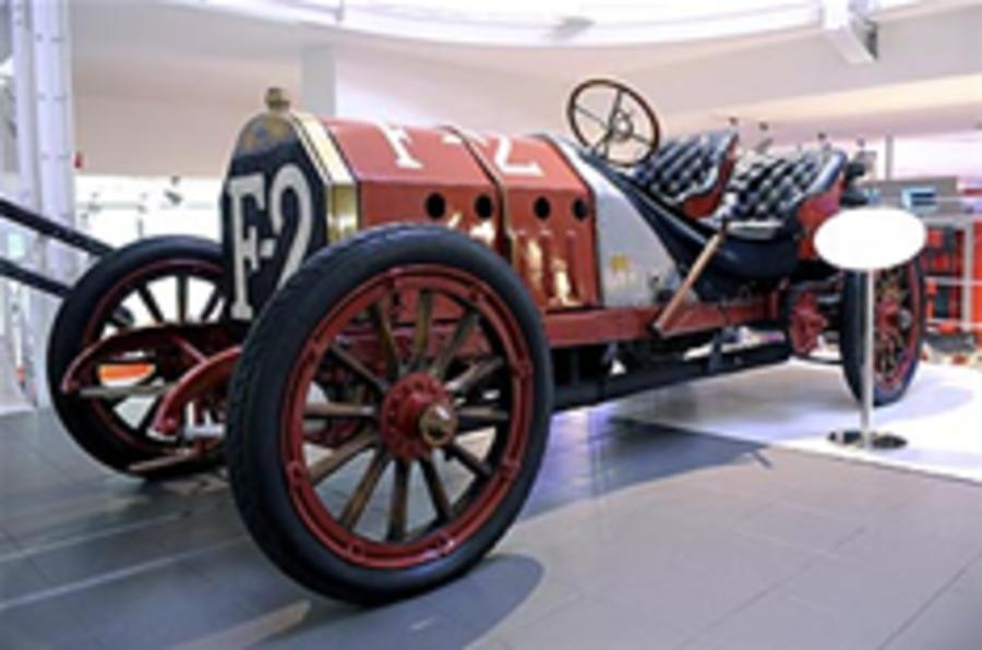 Fiat's 'Italian icon' exhibition
