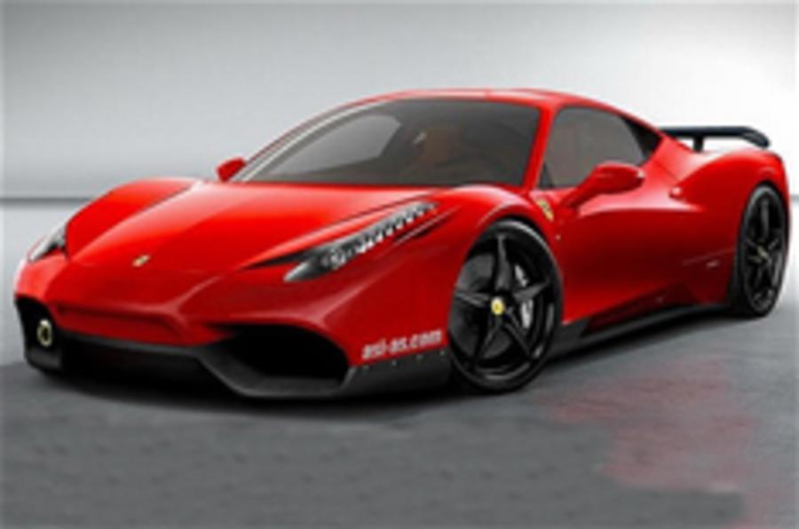 Tuned Ferrari 458