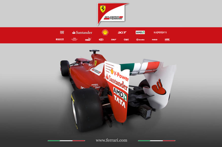 Ferrari reveals new F150