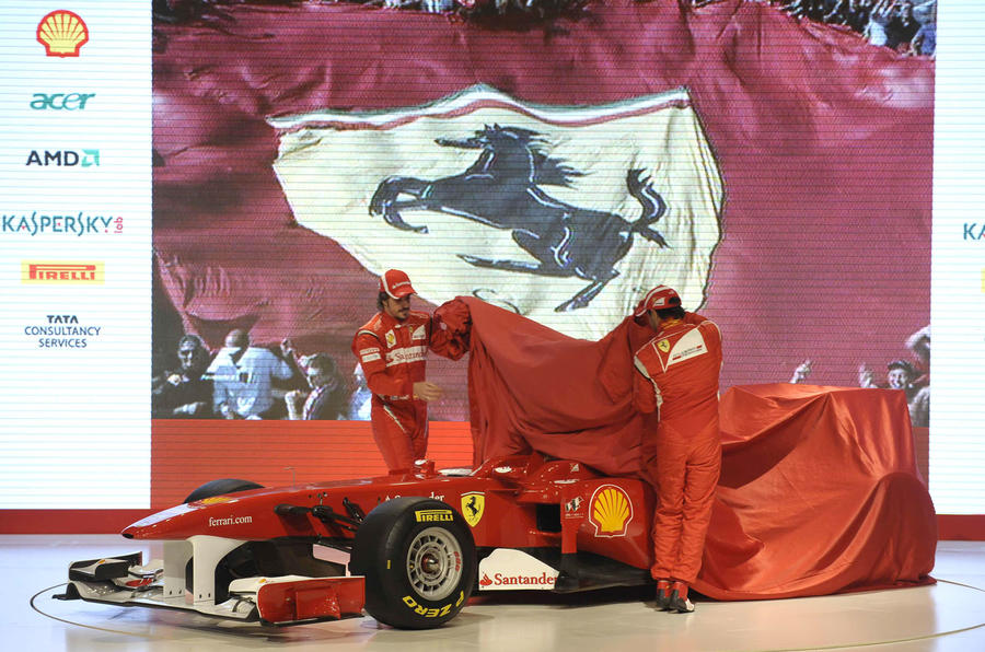 Ferrari name change in Ford row
