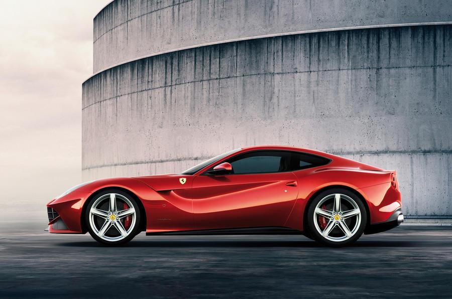 Ferrari confirms V12 hybrid future