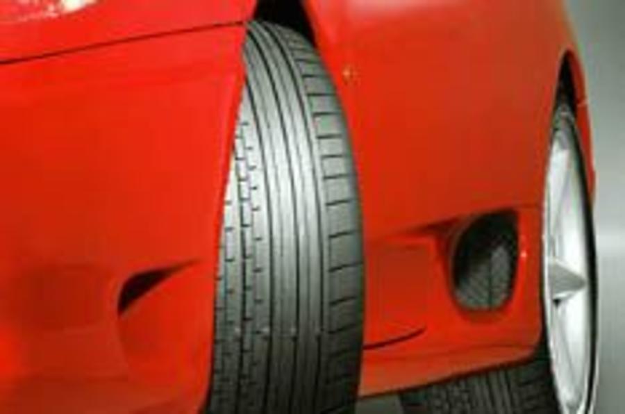 New Conti super-tyre