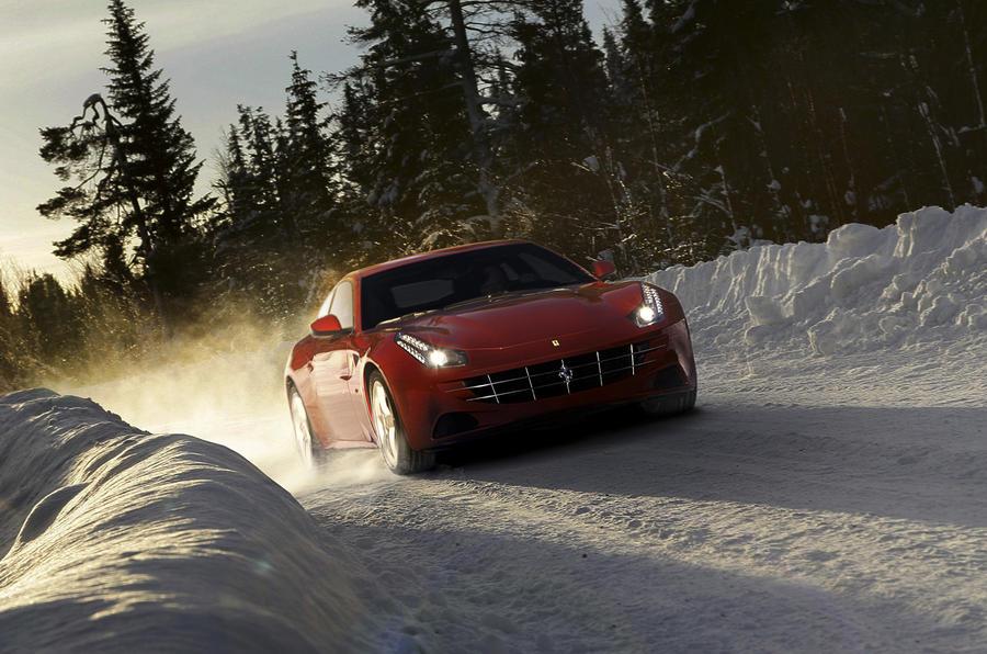 Geneva motor show: Ferrari FF