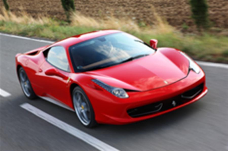 Ferrari sales boost in China