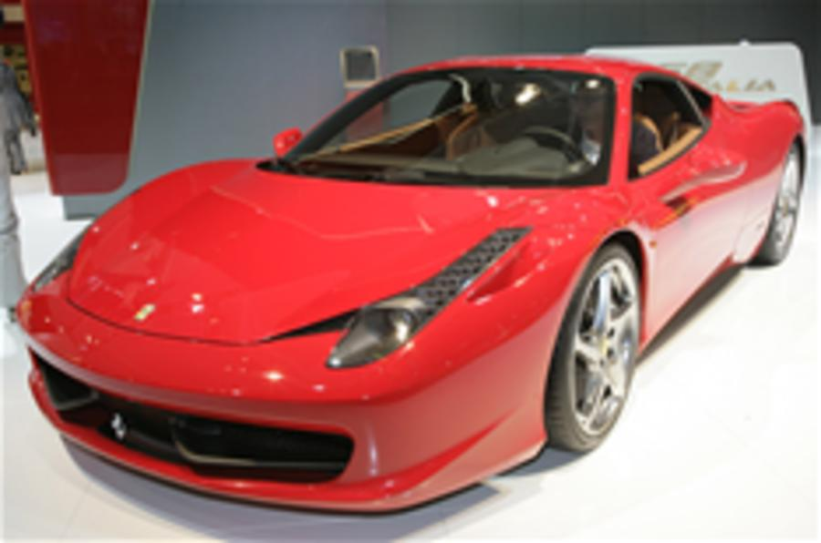 Ferrari 458 Spider 'confirmed'