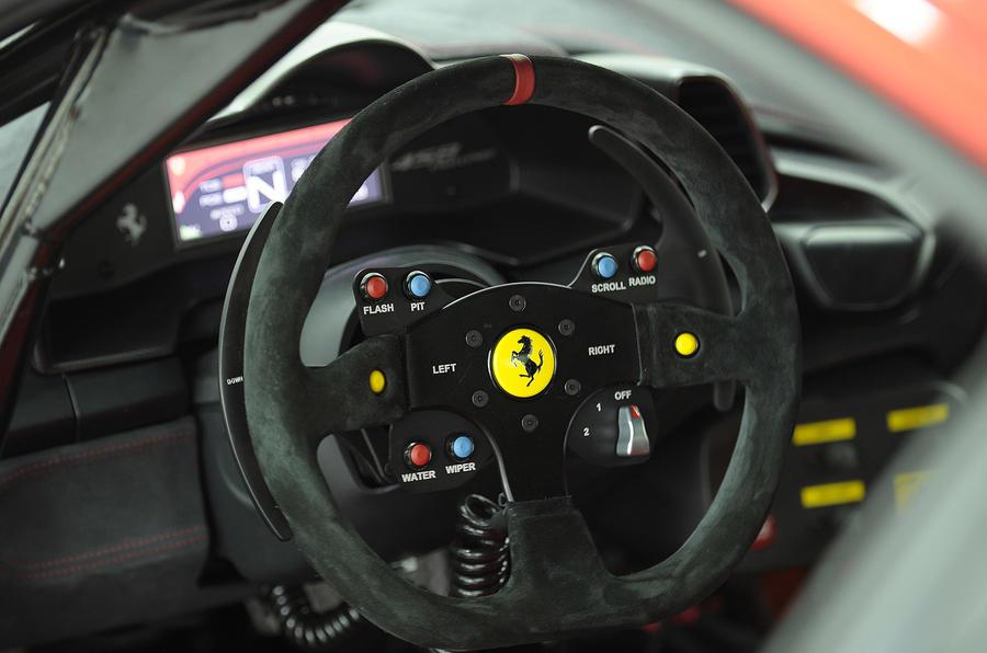 Ferrari reveals 458 Challenge