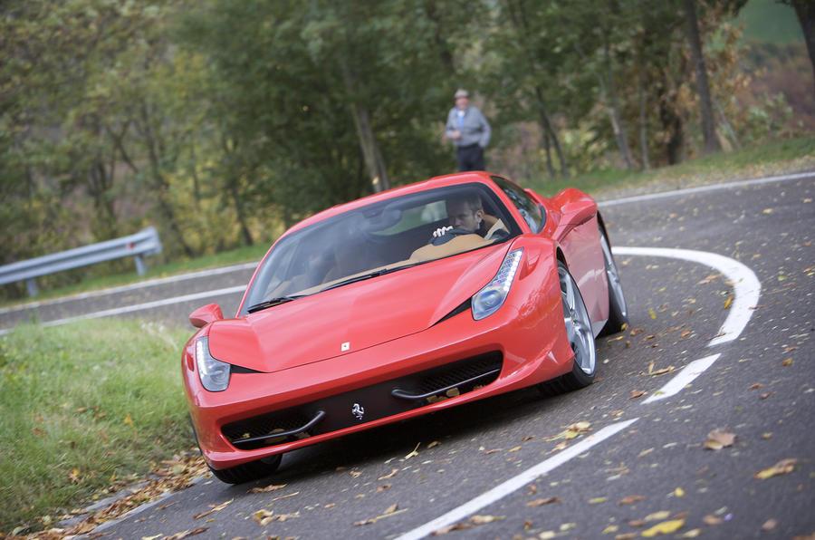 Ferrari 458 Italia Prices Rise 163 25k Autocar