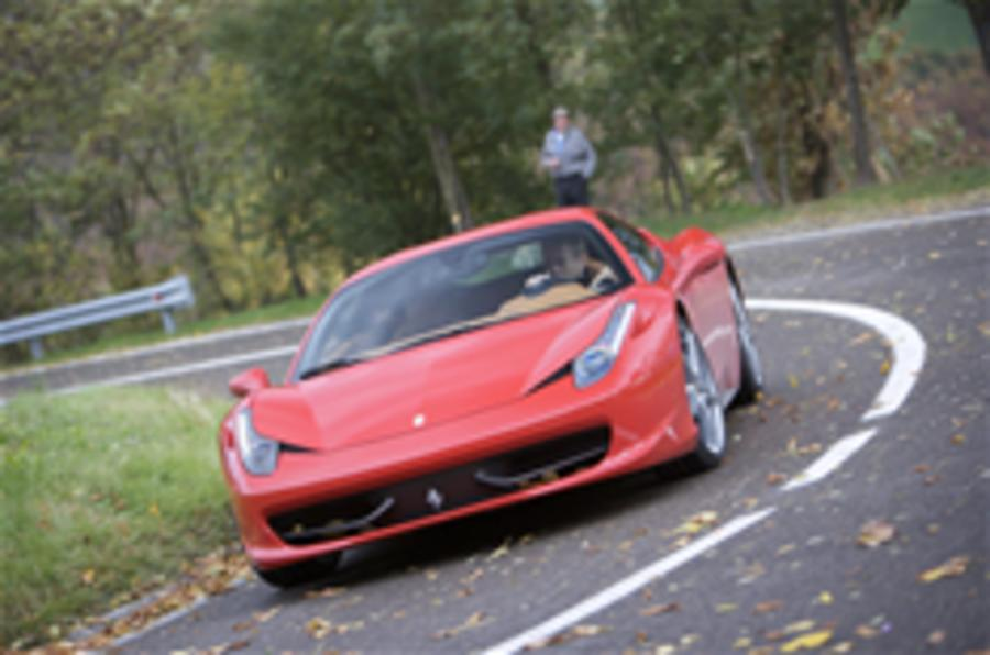 Star cars 2010: Alfa - Ferrari