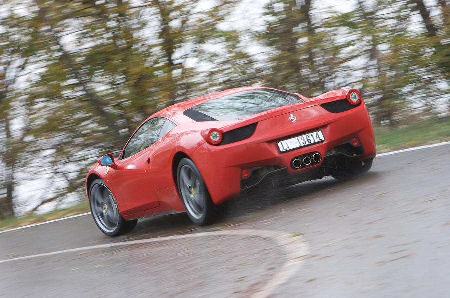 Used Ferrari Cars | Official United States Ferrari Used ...