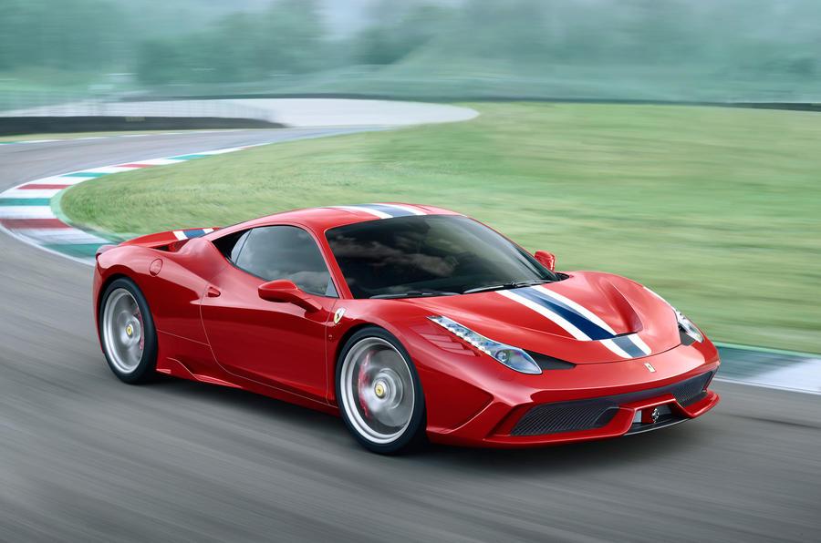 Superior Frankfurt Motor Show 2013: Ferrari 458 Speciale