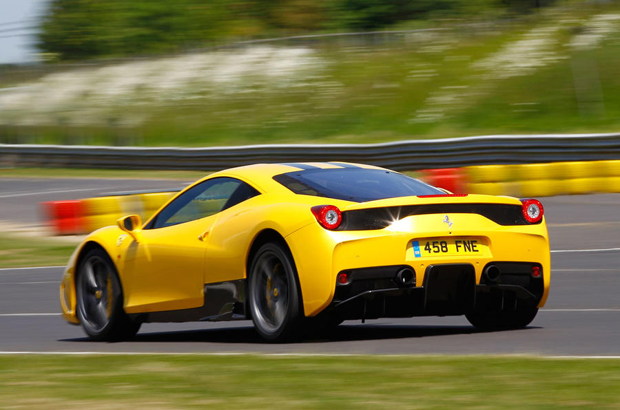 2015 ferrari 458 speciale reviews and rating motor trend