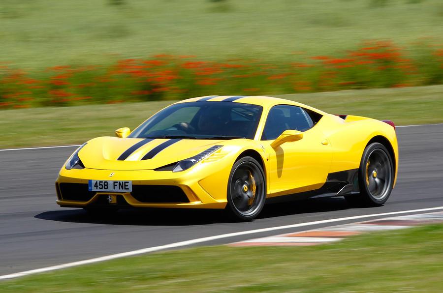 Ferrari 458 Speciale 2013 2015 Review 2017 Autocar