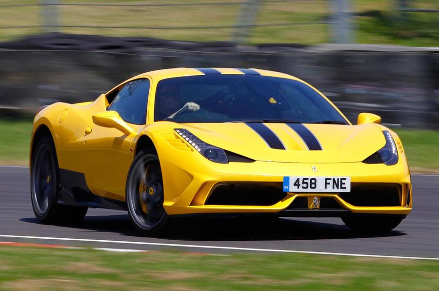 Ferrari 458 Speciale 2013,2015 Review (2019)