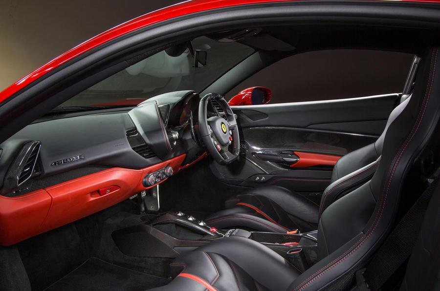 Ferrari 488 Gtb Review 2017 Autocar