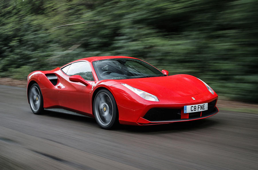 Ferrari 488 Gtb Review 2017 Autocar
