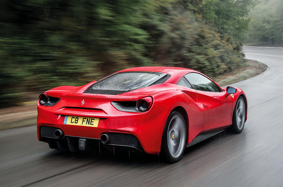 Ferrari 488 review