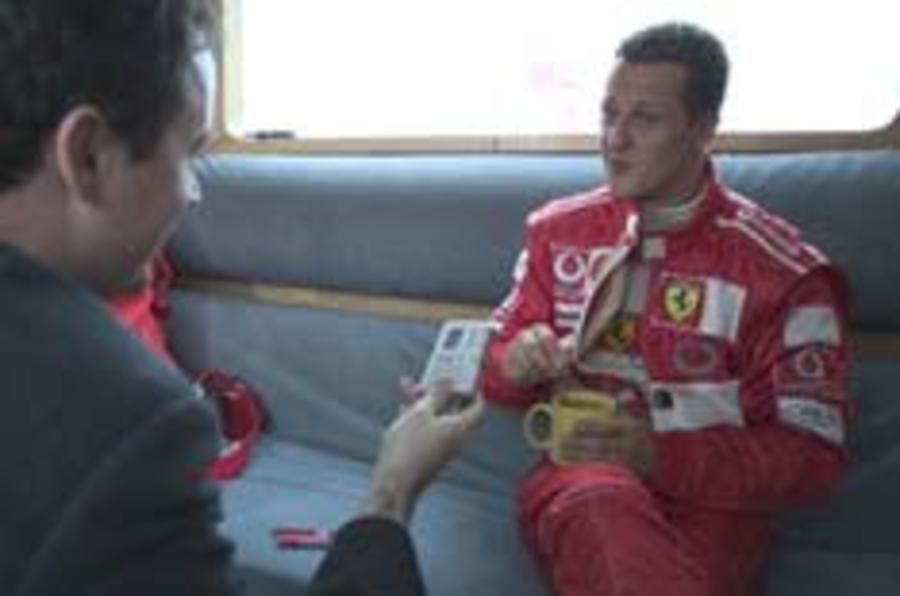 Schumacher: 'I could go faster'