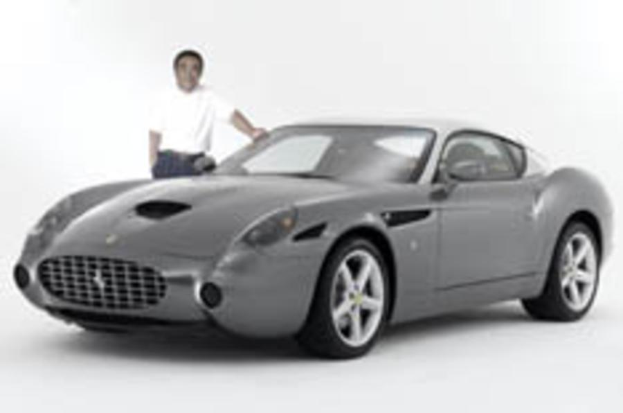 Zagato's take on the Ferrari 575