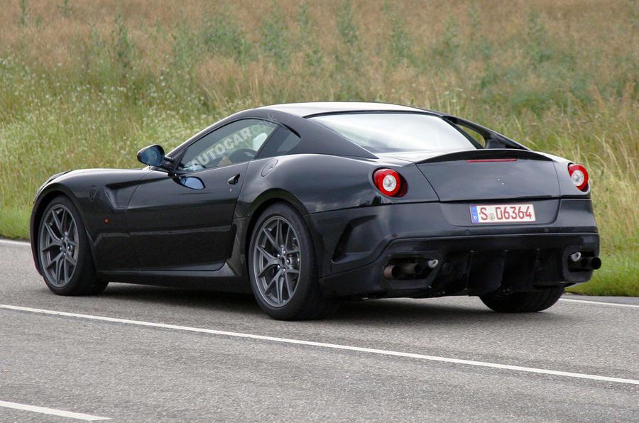 Ferrari's secret hybrid tech