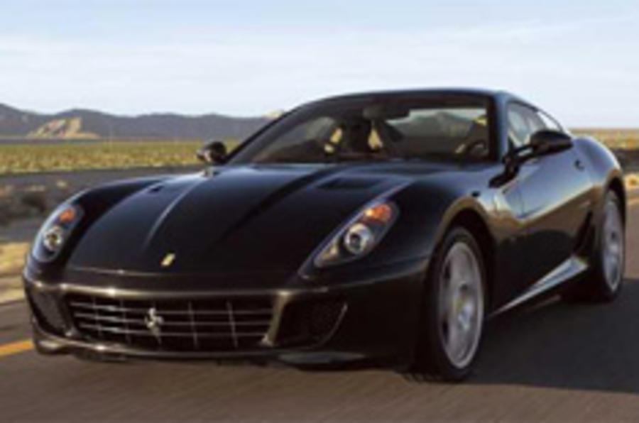 £40k premium for UK's first 599