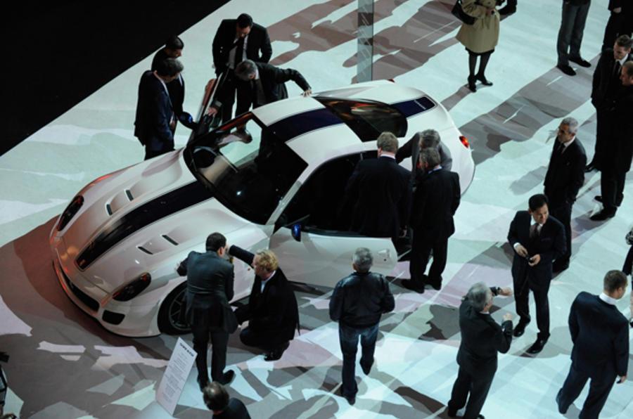 Ferrari 599 GTO 'sold out'