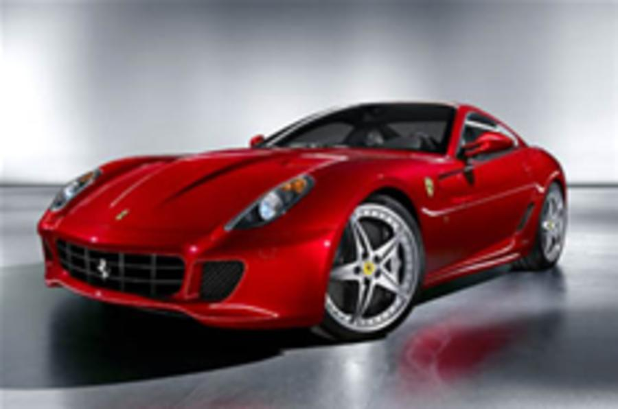 Ferrari 599 goes hardcore