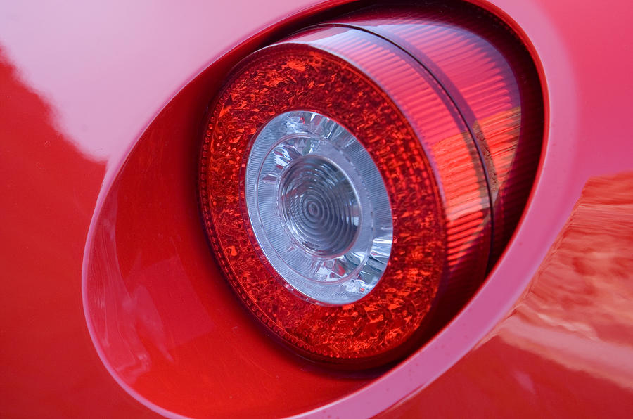 Ferrari 599 rear lights