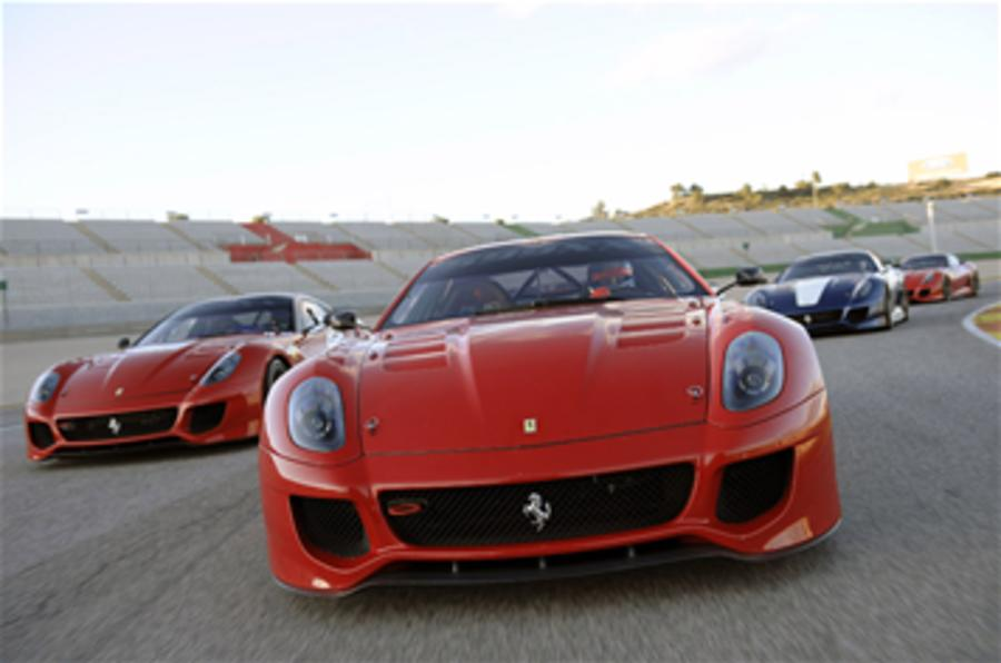 Ferrari rules out 4dr saloon