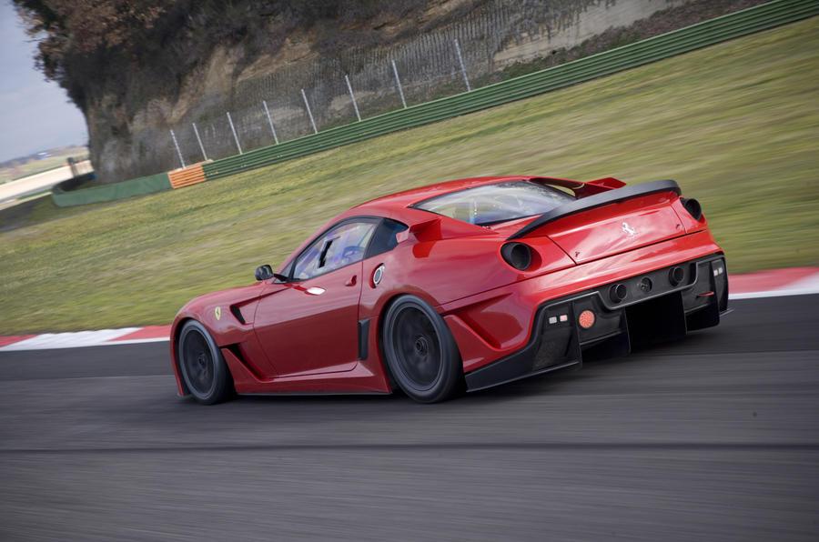 Geneva motor show: Ferrari 599 GTO