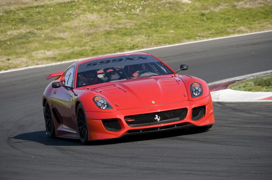 Ferrari 599XX wallpaper