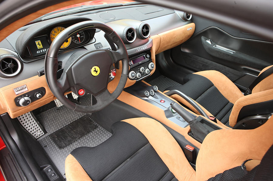 Ferrari 599 Gto 2010 2011 Review Autocar