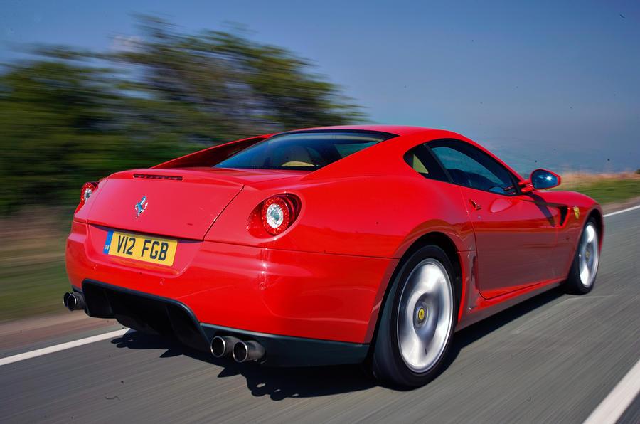 Ferrari 599 GTB Fioriano