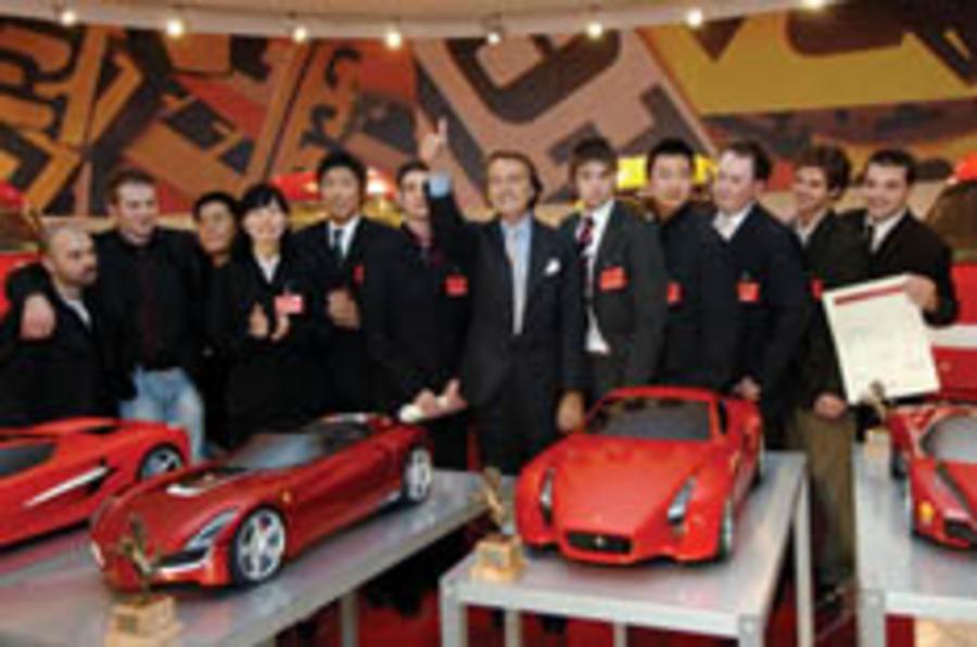 Coventry team among Ferrari winners
