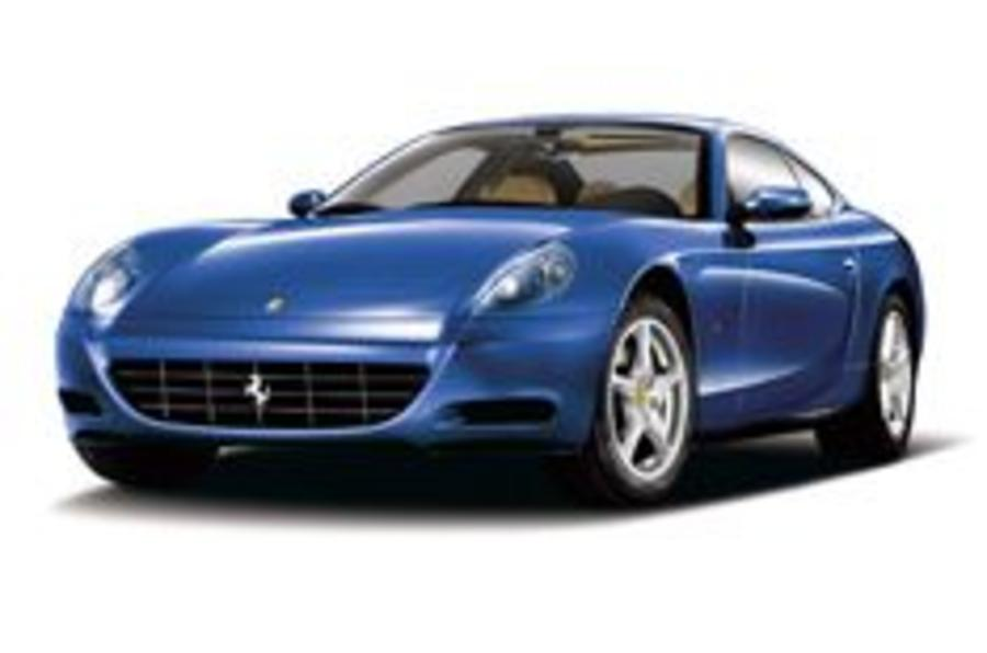 Ferrari blasts back with 612 Scaglietti