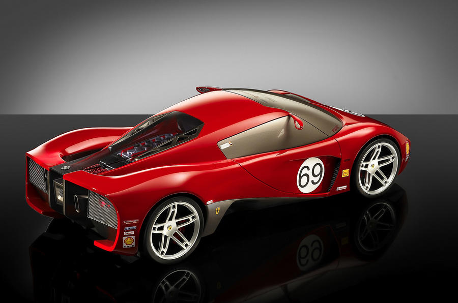Next Ferrari Enzo: new details