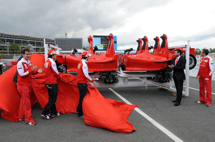 World's fastest 'Ferrari' revealed