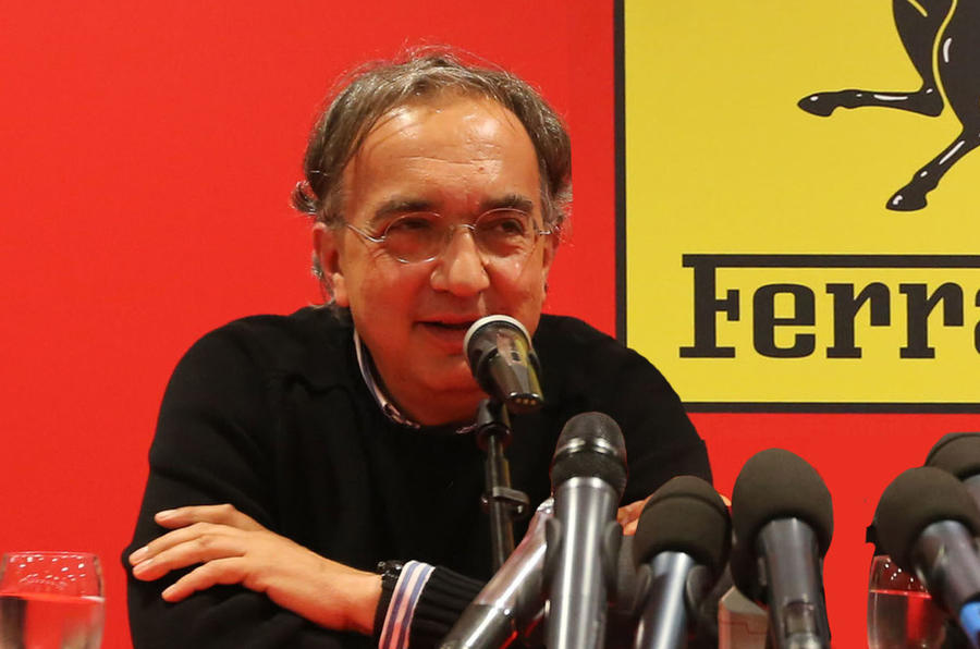 Ferrari to separate from the Fiat Chrysler Automobiles group