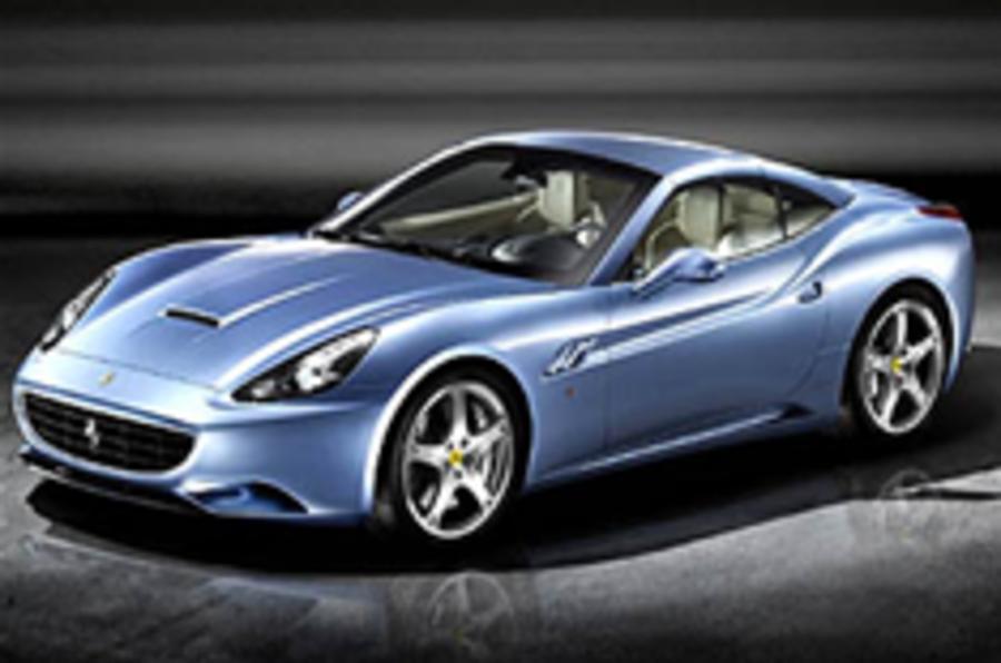 Ferrari California: latest details