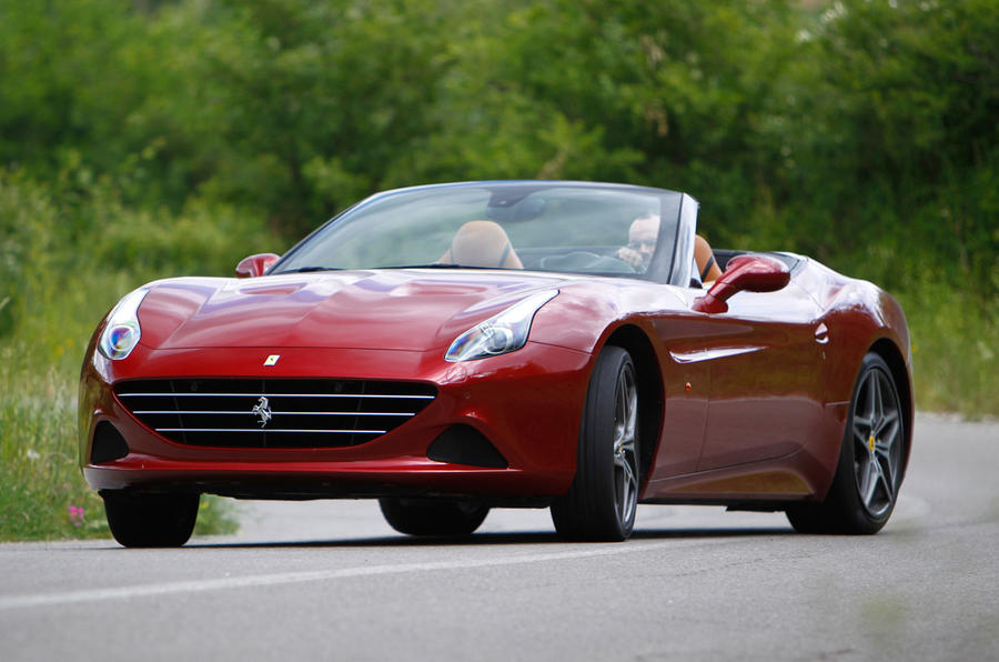 Ferrari California T >> Ferrari California T 2014 2017 Review 2019 Autocar