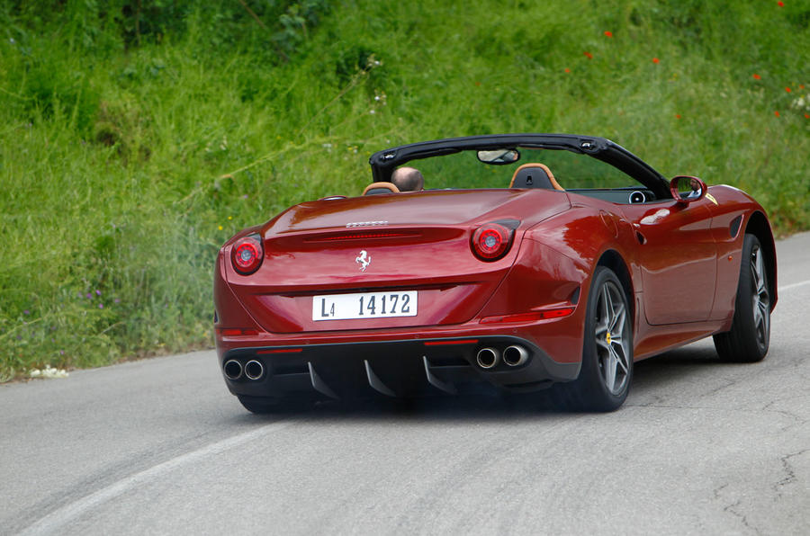 Ferrari California T 2014 2017 Review 2019 Autocar