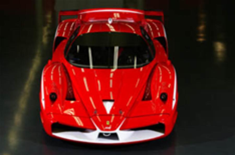 Ferrari FXX Evoluzione: now even faster