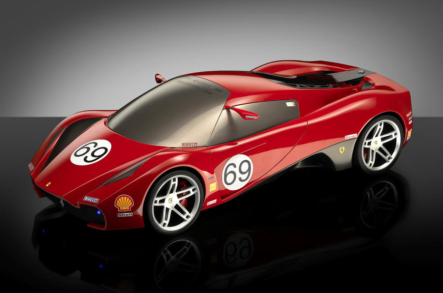 Next Ferrari Enzo will have V12