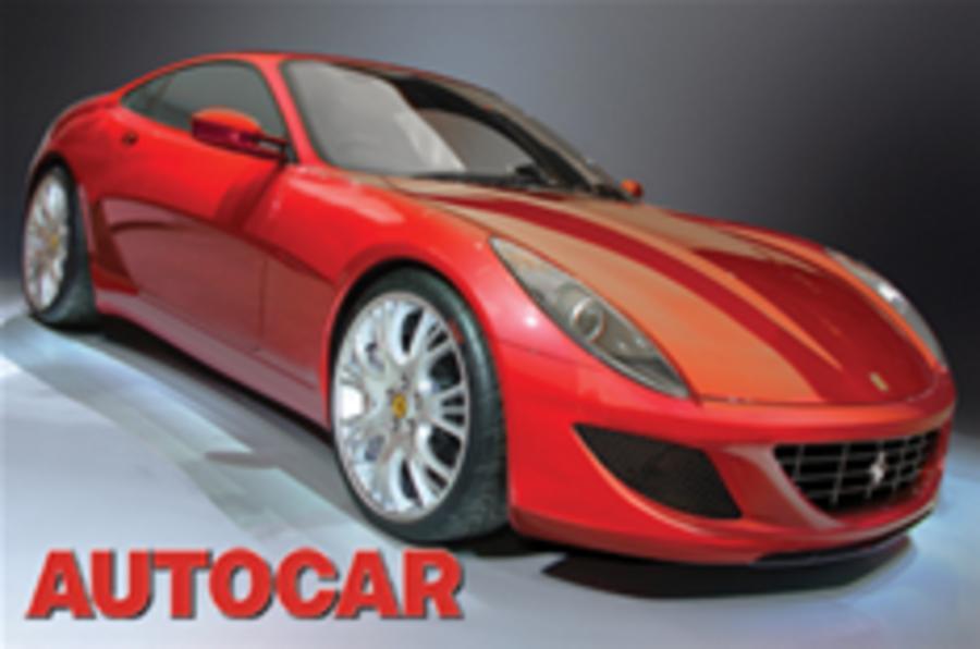 Ferrari special: meet Maranello's 'DB9'