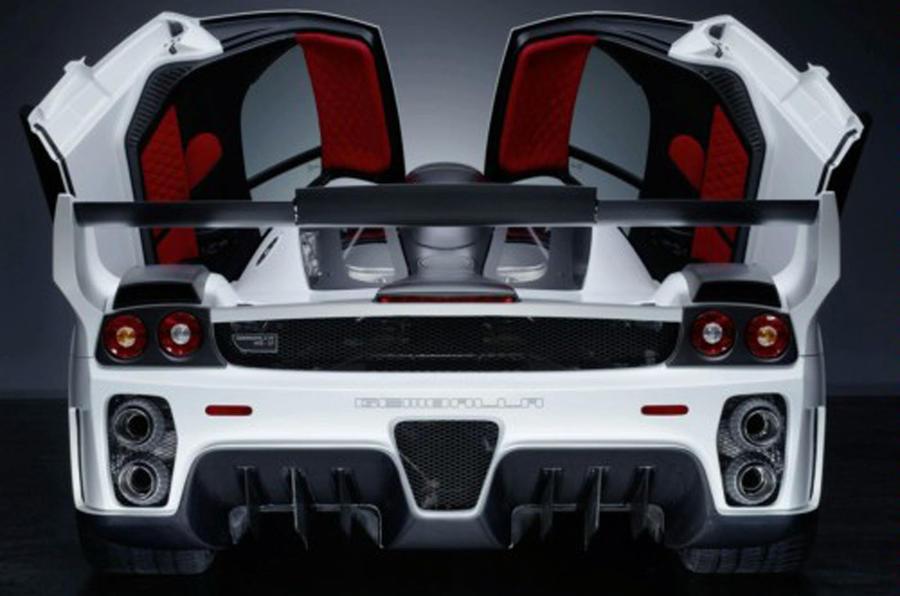 Tuned Ferrari Enzo hits 691bhp