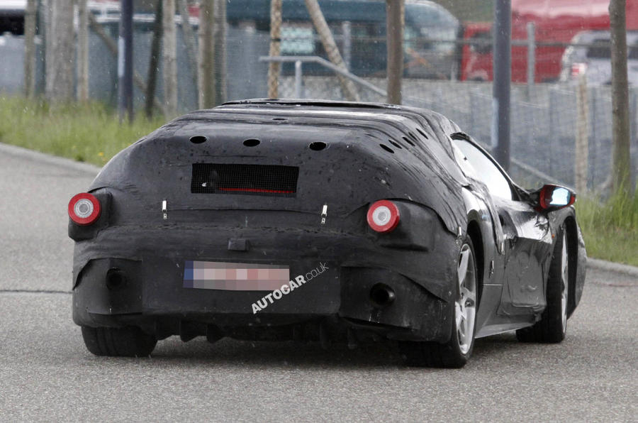 Ferrari Enzo replacement scooped