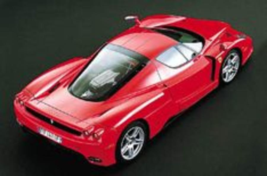 Enzo designer leaves Pininfarina