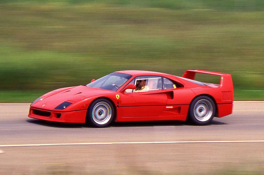 Ferrari f40 price 2016